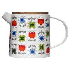 Blossom Stonewear Teapot