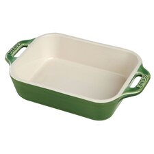 Ceramic Rectangular Baking Dish