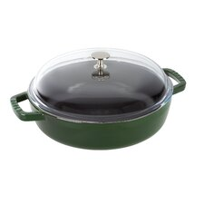 Cast Iron Universal Pan