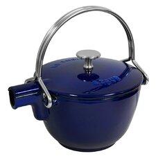 Cast Iron 1-qt Round Tea Kettle