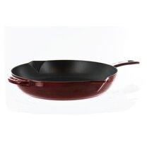 "13"" Cast Iron Frying Pan"