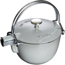 Cast Iron 1 Qt. Round Tea Kettle