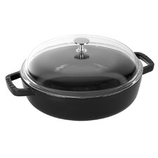 Cast Iron 4-qt Universal Pan