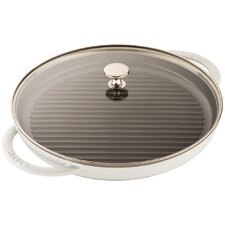 Cast Iron Round Steam Grill