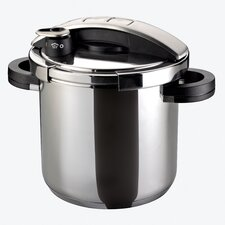 5.5L Stainless Steel Pressure Cooker