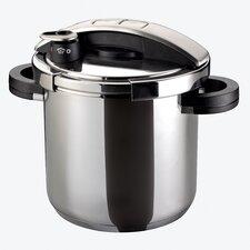 5,5 L Schnellkochtopf aus Edelstahl