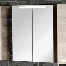 70 x 79,5 cm Verspiegelter Schrank A-Vero