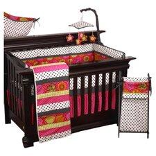 Tula 9 Piece Crib Bedding Set