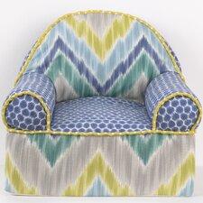 Zebra Romp Baby's 1st Chair