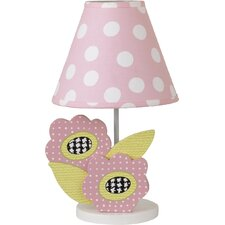 "Poppy 18"" H Table Lamp with Empire Shade"