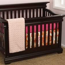 Sundance 3 Piece Crib Bedding Set