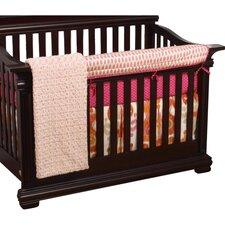 Sundance 4 Piece Crib Bedding Set