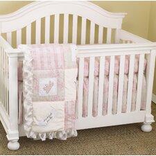 Heaven Sent 3 Piece Crib Bedding Set