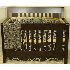 Zumba 4 Piece Crib Bedding Set