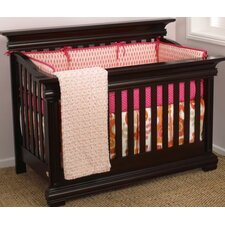Sundance 4 Piece Crib Bedding Set