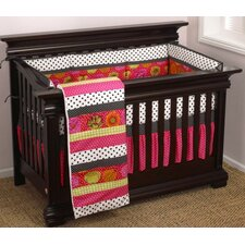 Tula 4 Piece Crib Bedding Set