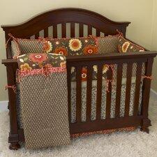 Peggy Sue 4 Piece Crib Bedding Set