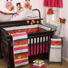 Tula 10 Piece Crib Bedding Set