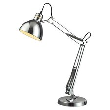 """Ingelside 26"""" H Table Lamp with Bowl Shade"""