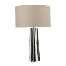 """Ranick 16"""" H Table Lamp with Drum Shade"""