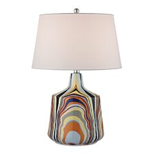 "23"" H Table Lamp with Empire Shade"