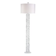 """61.5"""" H Table Lamp with Drum Shade"""