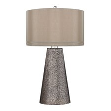 """29.5"""" H Table Lamp with Drum Shade"""