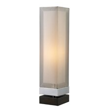 """Volant 23"""" H Table Lamp with Rectangular Shade"""