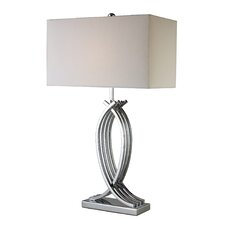 "Trendsitions Gransha 29"" H Table Lamp with Rectangular Shade"