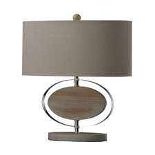"""Hereford 26"""" H Table Lamp with Drum Shade"""