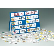 Time and Money Top Pocket Chart