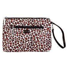Safari Cheetah Diaper Bag