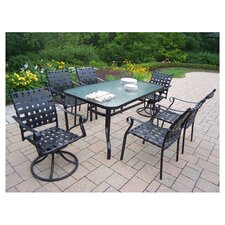 Web 7 Piece Dining Set (Set of 7)