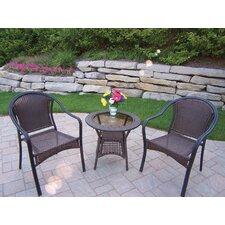 Tuscany 3 Piece Lounge Seating Group Set