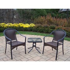 Tuscany 3 Piece Chair Set