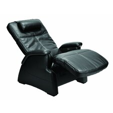 Leather Zero Gravity Reclining Chair and Wave Therapy