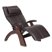 "Perfect Chair ""PC-500"" Silhouette Leather Zero-Gravity Recliner"