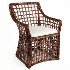 Normandy Open Weave Arm Chair