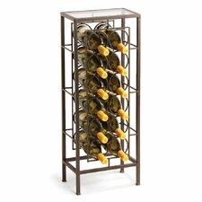 The Loft 12 Bottle Floor Wine Rack