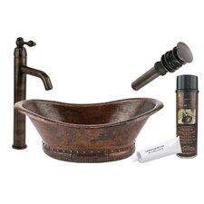 Bath Tub Vessel Bathroom Sink