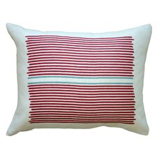 Louis Stripe Linen Lumbar Pillow