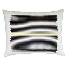 Louis Stripe Linen Lumbar Pillow