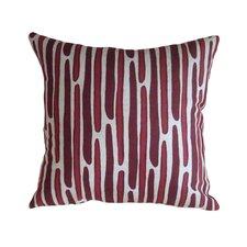 Morris Hand Printed Throw Pillow