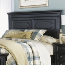 Carrington II Bedroom Wood Headboard