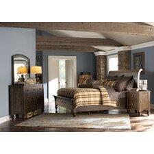 Solid Living Platform Customizable Bedroom Set