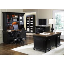 St. Ives 5-Piece Standard Desk Office Suite