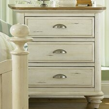 Sutera 3 Drawer Bachelor's Chest