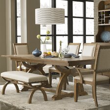 Town and Country Extendable Dining Table