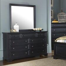 Carrington II Bedroom Rectangular Dresser Mirror