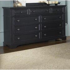 Carrington II Bedroom 9 Drawer Dresser